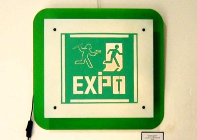 EXPO-EXIT 800