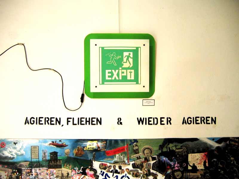 EXPO-EXIT, Lyon, Cologne 2008