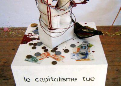 Le capitalisme tue, le néolibéralisme extermine