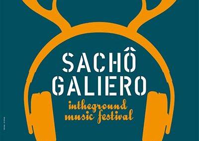 Affiche Sachô Galiero