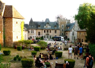 Exposition Sachô Galiero - Le château