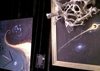 Exposition Sachô Galiero - Spirales